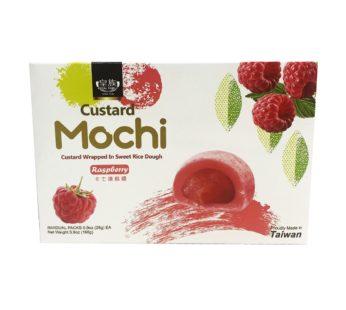 Royal Family, Custard Mochi Raspberry 5.92Oz (24)
