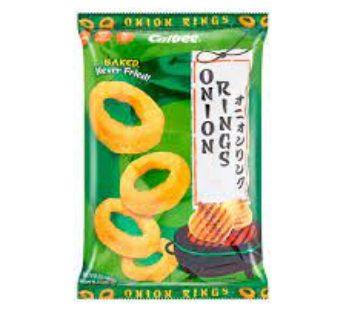 Calbee, Onion Rings Small 2.47oz (16)