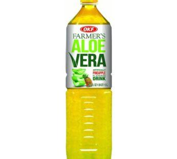 OKF, Aloe Drink Pineapple 50.72 fl. oz (12) SRP3.99