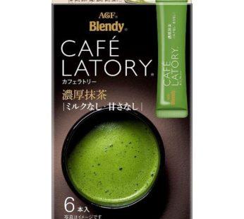 AGF, Blendy Cafe Latory Green Tea 2.5oz
