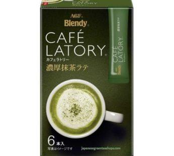 AGF, Blendy Cafe Latory Matcha Latte 2.5oz