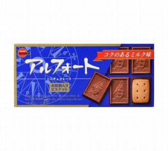 Bourbon, Alfort Baked Biscuit Mini Choco (12×10)