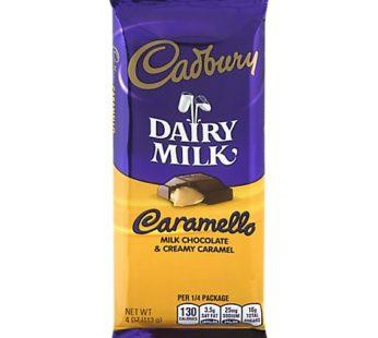 Cadbury, Caramello Premium Bar 4oz