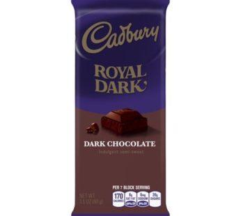 Cadbury, Royal Dark Premium Bar 3.5oz