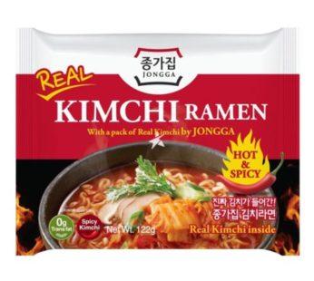 Jongga, Spicy Kimchi Ramen Pack 4.30oz