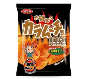 Koikeya, Chips Rich Cut Spicy 1.9oz (10)
