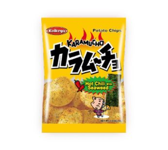 Koikeya, Potato Chips Spicy Seaweed 1.83oz (10)