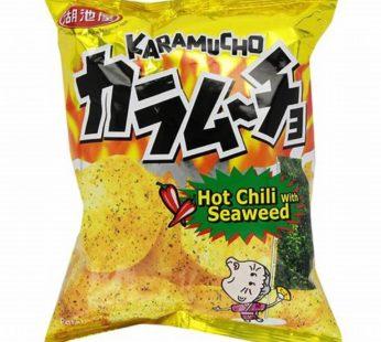 Koikeya, Potato Chips Spicy Seaweed Large 2.75oz (10)