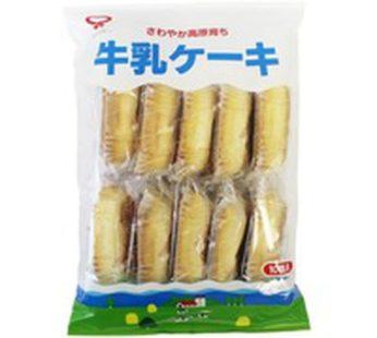 Shiawasedo, Milk Cake 6.8oz (10)