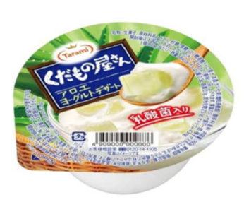 Tarami, Aloe Yogurt Dessert 5.6oz (12×6)