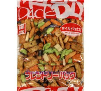Toko, Rice Cracker Mild Horseradish Red 8oz (20)