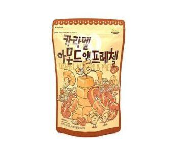 Tom's Almond Caramel and Pretzel 7.27oz (20)