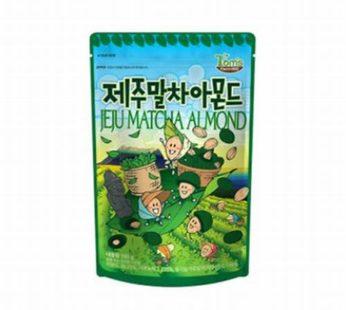 Tom's Almond Jeju Matcha 7.27oz (20)
