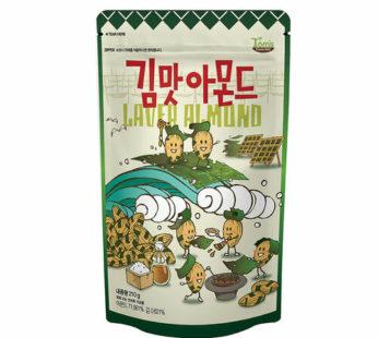 Tom's Almond Seaweed 7.27oz (20)
