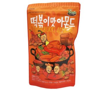 Tom's Almond Spicy Rice Cake 7.27oz (20)