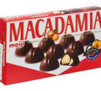 Meiji, Macadamia Nuts Choco 2.2oz (10)