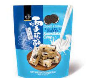 Royal Family, Snowflake Cookie Cream 4.23Oz (24)