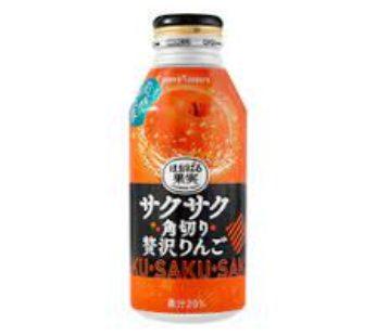 Pokka, Sapporo Sakusaku Ringo 14.1 fl. oz (24) SRP4.99