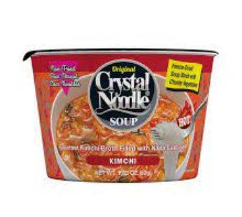 Crystal, Ndl Soup Kimchi 1.83oz (6)