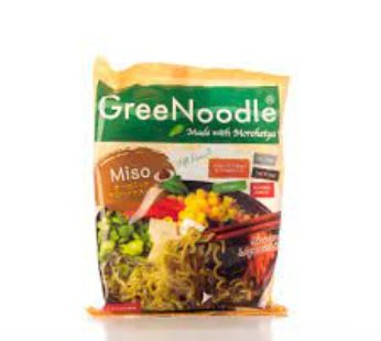 Greenoodle, Miso 2.60oz (12)