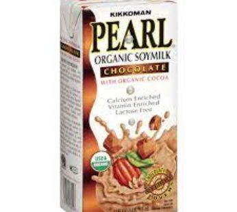 Pearl, Org'c Soymilk Chocolate 8.00 fl. oz (24) SRP2.99