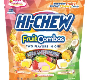 Morinaga, Hi Chew Fruit Combo Sub 11.65oz