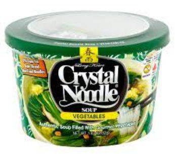 Crystal, Ndl Soup Veg & Egg 1.83oz (6)