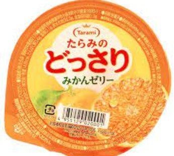 Tarami, Mikan Jelly 5.6oz (12×6)