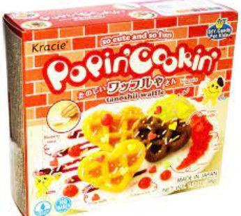 Kracie, Popin Cookin Waffle 1.20oz (18×5)