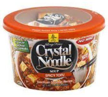 Crystal, Ndl Soup Spicy Tofu 2.19oz (6)