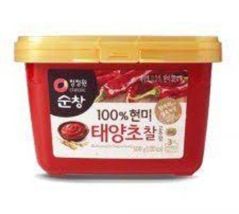 Chungjungwon, Hot Pepper Paste 2.11oz