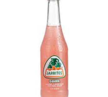 Jarritos, Guava 12.5 fl.oz (24) SRP2.99