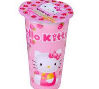 Hellokitty, Biscuit Strawberry Cup 1.16oz
