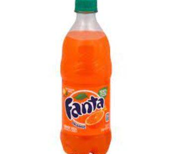 Fanta, Orange 20 fl oz