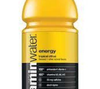 Glaceau, Vitamin Water Tropical Citrus 20 fl oz