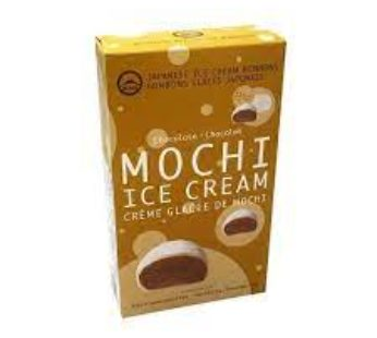 Mt. Fuji, Mochi Ice Cream 8pk Box Chocolate 7.9oz