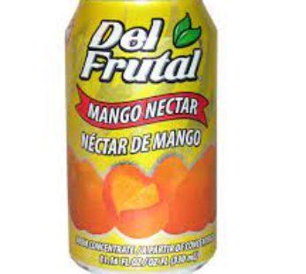 Del Frutal, Mango 11 fl. oz (24) SRP1.29