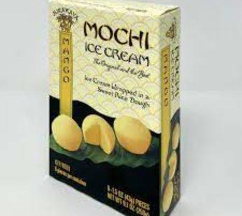 Mikawaya, Mochi Ice Mango 9.10oz