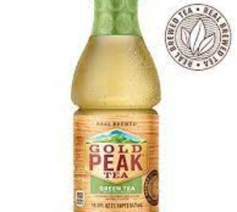 Gold Peak Tea, green Tea 18.5 fl oz
