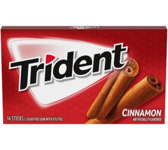 Trident Single 14pc Cinnamon