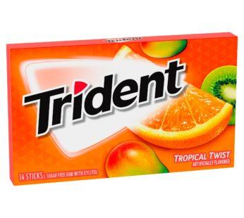 Trident Single 14pc Tropical Twist