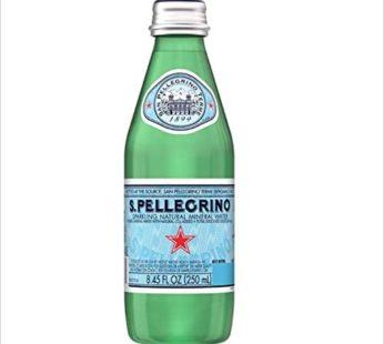 S. Pellegrino, Sparkling Natural Mineral Water 16.9 fl oz