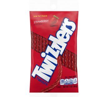 Hershey, Twizzlers Peg Bag Strawberry 7oz