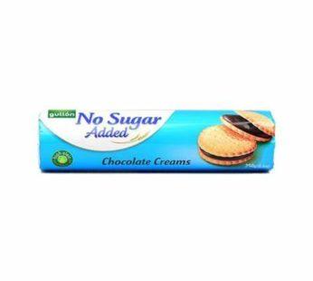 Gullon, No Added Sugar Chocolate Sandwich Cookies 6.80oz