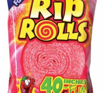 Rip, Rolls Strawberry 1.4oz