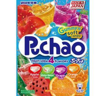 Uha Mikakuto, Puchao Fruit 4Flv 3.53oz