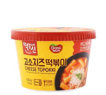 Dongwon, Topokki Cheese 4.23oz