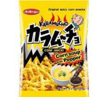 Koikeya, Karamucho Cornsoup Pepper 2.3oz