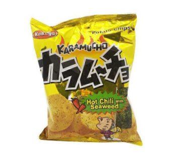 Koikeya, Karamucho Spicy Seaweed 6.2oz