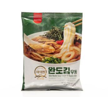 Samlip, Hi-Myun, Seaweed U-Dong 8.11oz